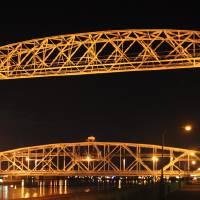 Lift Bridge by Lisa Rich