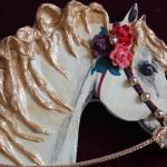 """Victorian Carousel Sculpture"" by skippatuffson"
