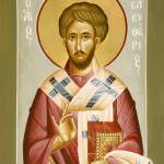 """St Eleftherios"" by ikonographics"