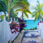 """Tropical Path"" by KAbrahamson"