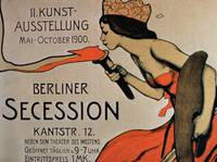 'Berlin Secession', Poster for the Exhibition from