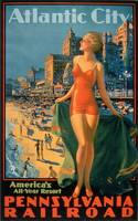 Vintage Poster - Atlantic City