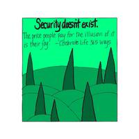 Security Doesn't Exist