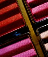 COMPACT CLOSE-UP FINE ART COSMETICS PHOTOGRAPH BY