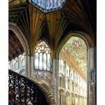 """Ely Cathedral"" by kenarts"