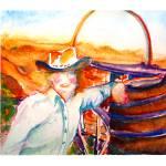 Wagon #1 by Kris Courtney