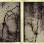 """In Abeyance Diptych"" by leapdaybride"