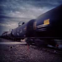 Ghost Train II Art Prints & Posters by Andrew Kline