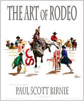 Rodeo Art Poster
