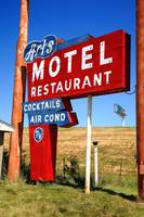 Route 66 - Art's Motel