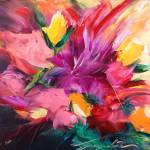 """""""Wildflower Bouquet"""" by jacquelinebrewerart"""