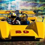 """""""McLaren M8E"""" by StuartRow"""