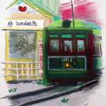 """07272012 Street Car New Orleans"" by garlandoldham"