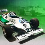 """Williams FW07/04"" by StuartRow"