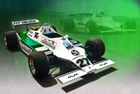 Williams FW07/04