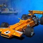 """Matich A50 Formula 5000"" by StuartRow"