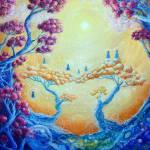 """Children of Light"" by ArtSamadhi"