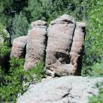 """Colorado State Park, Castle Rock"" by belinda_baardsen"