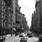 """Downtown B&W"" by ChristinaVerdi"