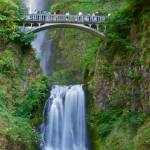 """Multnomah Falls 1"" by twostarphotography"