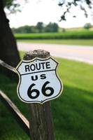 Route 66 Shield