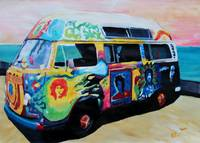 Surf Bus Series: Here Comes the Sun Surf Bus