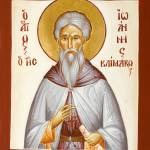 """St John Climacus"" by ikonographics"