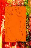 My Matisse, original art