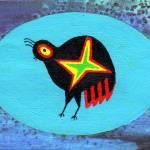 """""""Mimbres Prairie Chicken"""" by LimeCreekArt"""