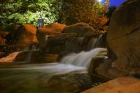 Centennial Olympic Park Waterfall