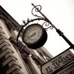 """Clock of Powerscourt"" by neutralgrey"
