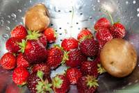 Potatoes & Strawberries