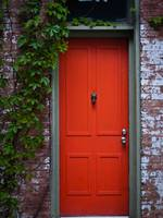 Red Door on Orchard
