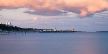 Bournemouth Pier at Sunset
