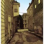 """""""Back Alleys"""" by dancingbear"""