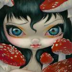 """Poisonous Beauties VI: Fly Agaric"" by strangeling"