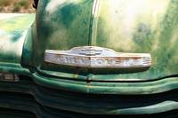 Route 66 - Old Green Chevy