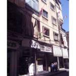"""""""BourjHamoudArmenianFlagsViewJuly2012Lucine copy"""" by Lucine"""
