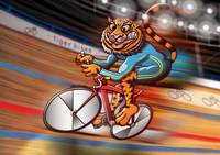 Olympic Cycling Tiger