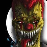 """""""Crazed Clown"""" by DeviantOneDesigns"""