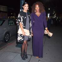 Rachel Roy and Serena Williams