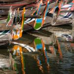 """Reflected Boats"" by mjphoto-graphics"