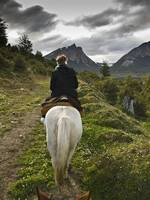 Horseback Ride - Beagle Channel