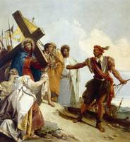 Christ Carrying the Cross, Stations of the Cross,