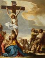 Christ Crucified, Stations of the Cross, 1747