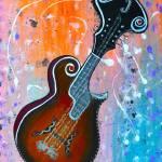 """Mandolin Serenade"" by Adka"