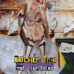 """Paper Person #35- Hatchet Bitch The Superhero"" by Devilis"
