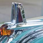 """1953 Pontiac Chieftain Deluxe, Aqua"" by janesprints"