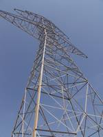 345-kV Tower Obtruse Shot
