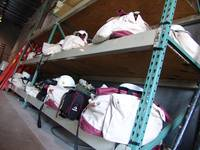 Warehouse Student Bags & Hardhats